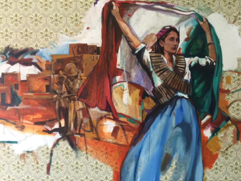 Frida Mural COTL